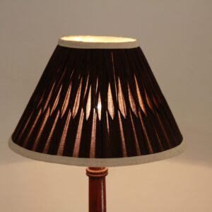 Allure Conical Pleated Designer Lampshade