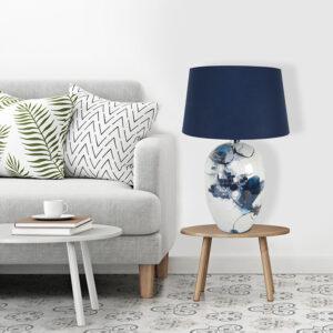 Neptune Table Lamp Blue