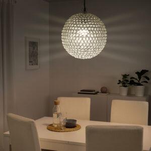 Darby Crystal Pendant Light