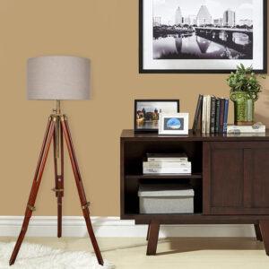 Acten Tripod Floor Lamp