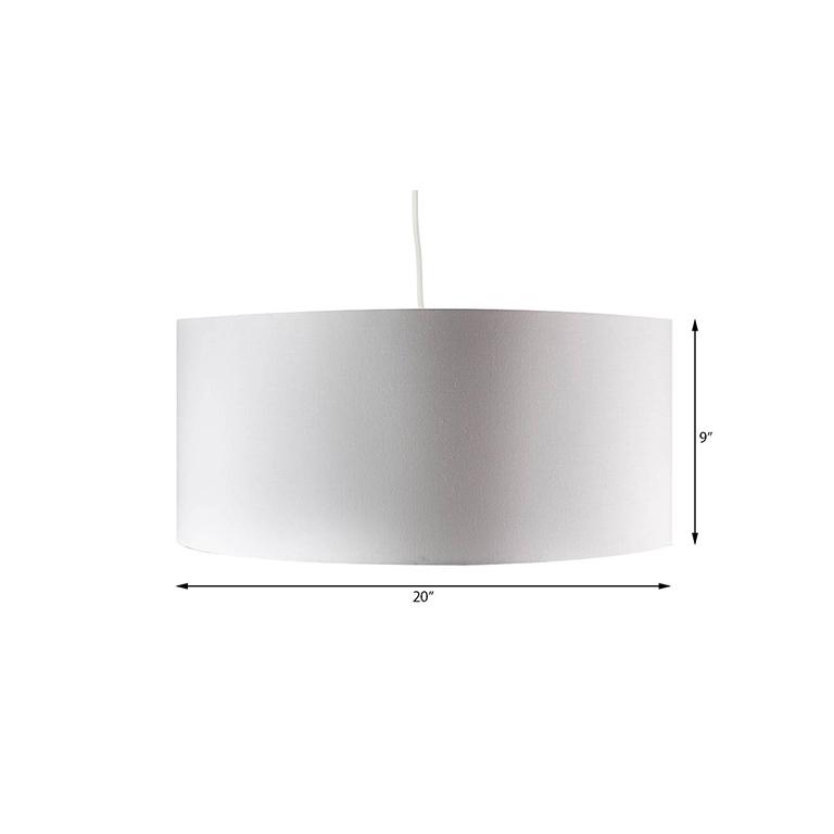 Halo Pendant Lamp Dimensions